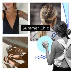 Summer chic!Λεπτομέρειες που ακολουθούν τα it girls κάθε καλοκαίρι για κομψά look