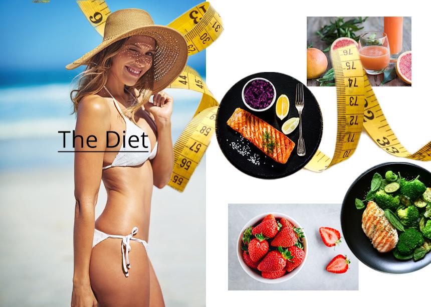 Δίαιτα: Το μενού που θα σε βοηθήσει να απαλλαγείς από την κυτταρίτιδα | tlife.gr
