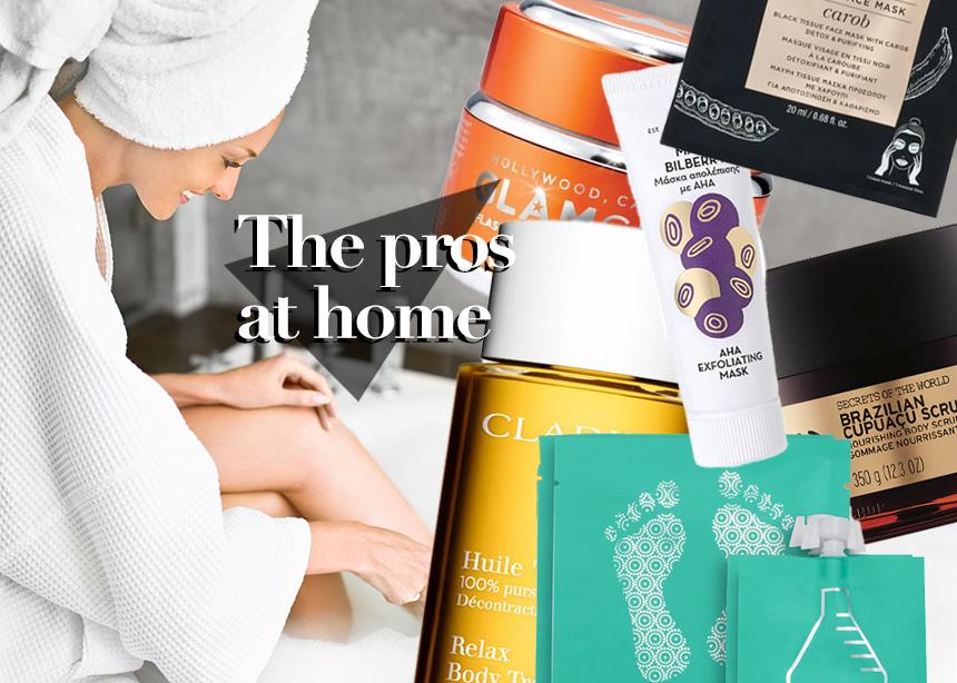 8 προϊόντα που θα μεταφέρουν το επαγγελματικό αποτέλεσμα στο σπίτι σου!