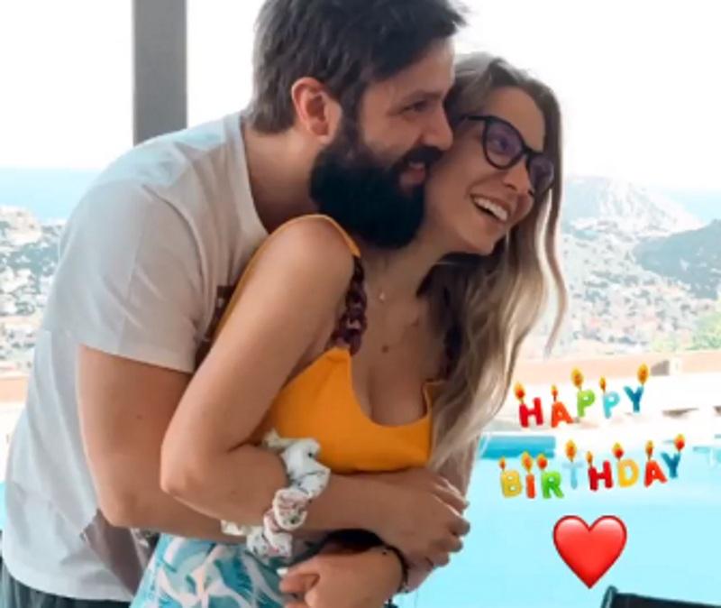 Κατρίνα Τσάνταλη: Γενέθλια παρέα με τον αγαπημένο της Ανδρέα και τους διάσημους φίλους της! [pics]