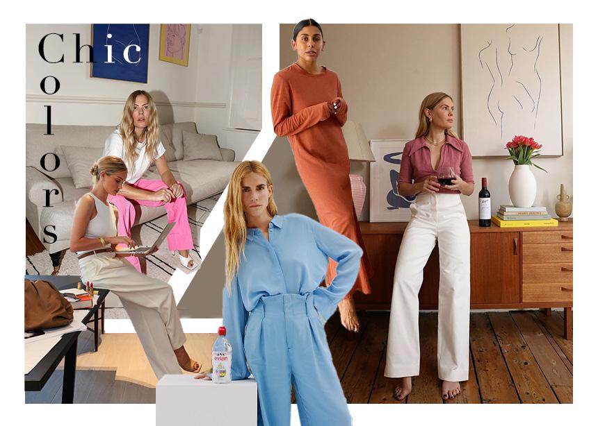Αυτά τα χρώματα δείχνουν πάντα το ντύσιμο σου πιο κομψό!