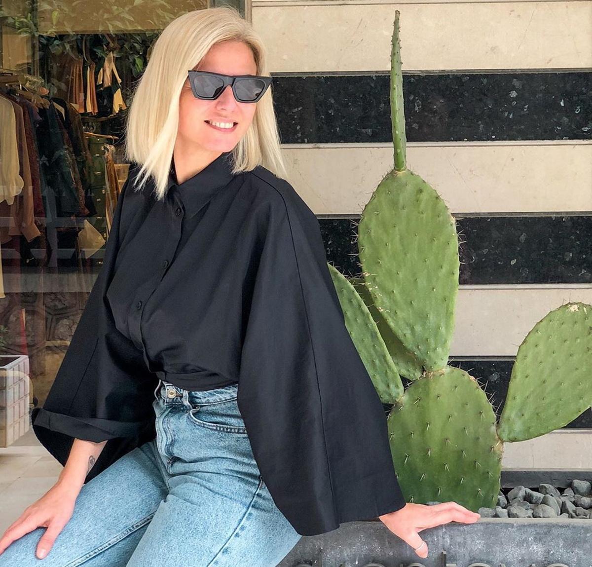 Χριστίνα Κοντοβά: Η σκληρή προπόνησή της στο σπίτι! Φωτογραφία
