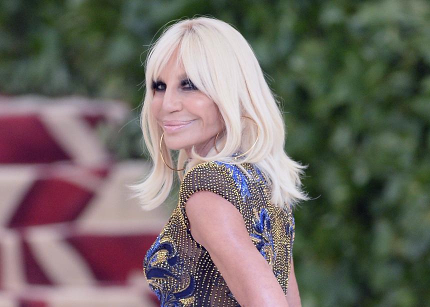 Πως ευχήθηκαν Happy Birthday οι διάσημες στην Donatella Versace