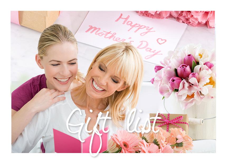 Την Κυριακή είναι η γιορτή της μητέρας! Πάρε ιδέες για όμορφα δώρα
