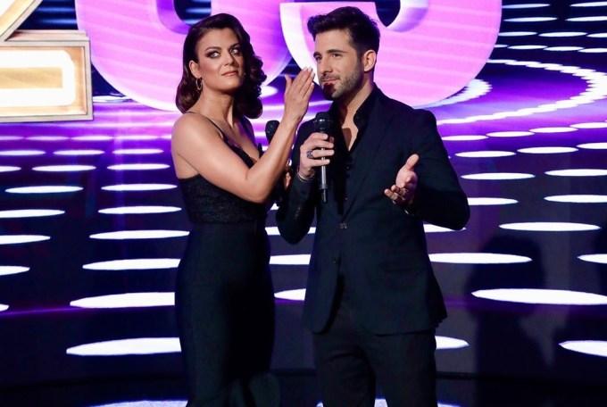 Χριστίνα Βραχάλη – Γιώργος Λιβάνης: Είναι ζευγάρι; Οι αναρτήσεις που πυροδότησαν τις φήμες   tlife.gr