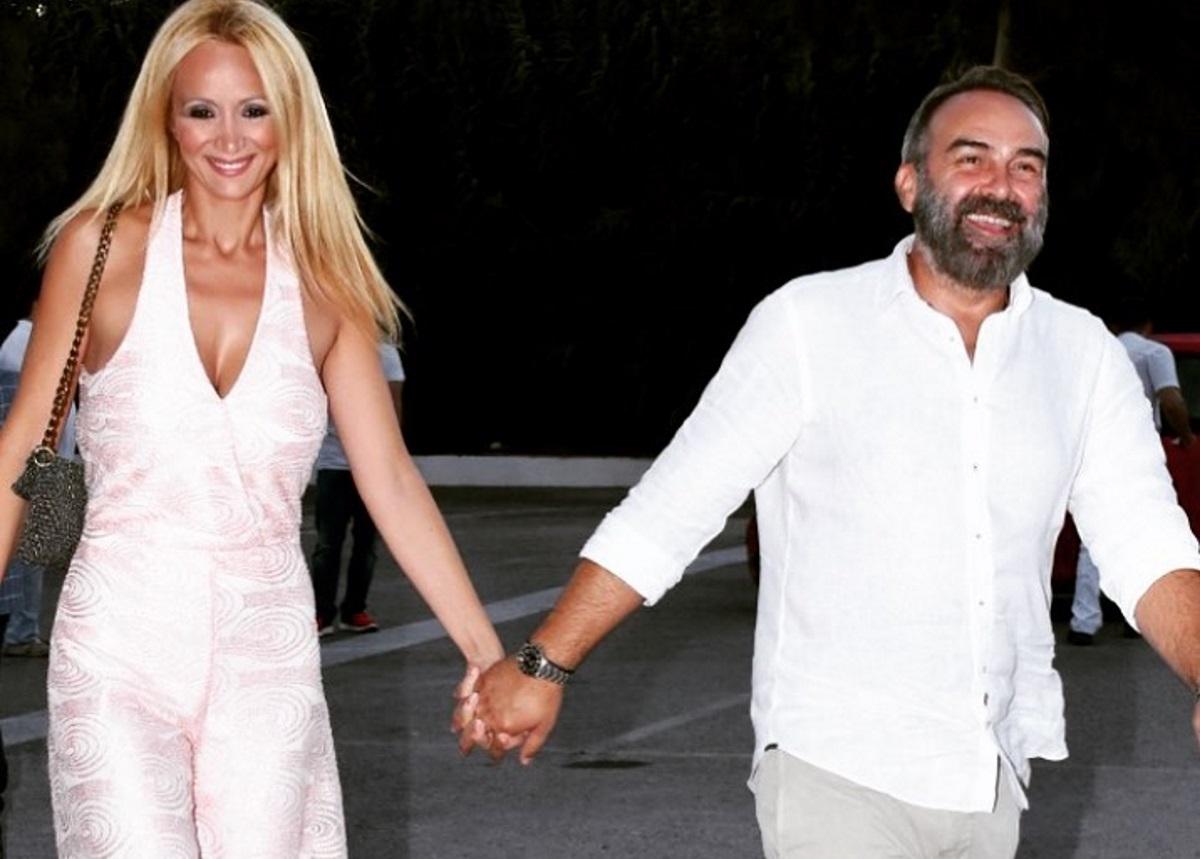 Γρηγόρης Γκουντάρας – Ναταλί Κακκαβά: Έκλεισαν 10 χρόνια γάμου! Η τρυφερή ανάρτηση [pic]