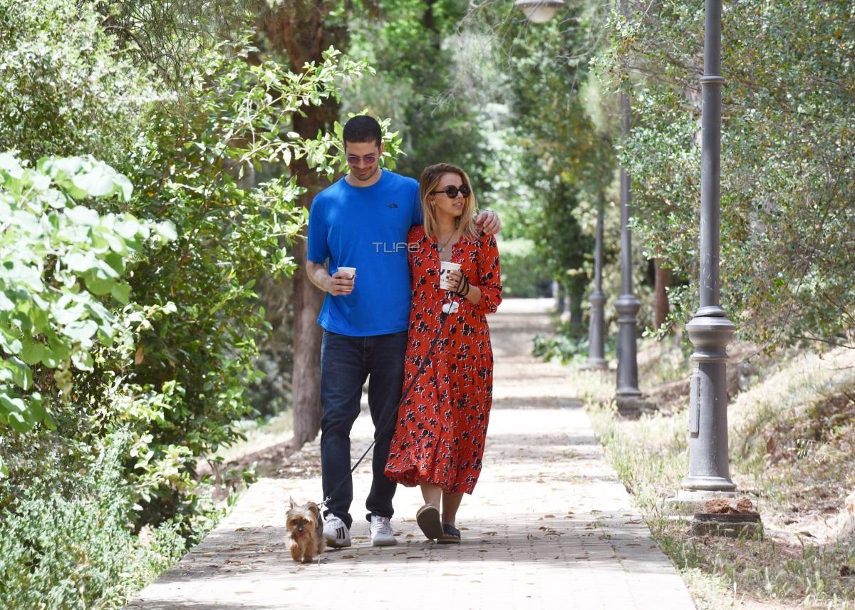 Τζένη Μελιτά – Σπύρος Μαργαρίτης: Πρωινή βόλτα στα βόρεια για το ερωτευμένο ζευγάρι –  Εxclusive φωτογραφίες