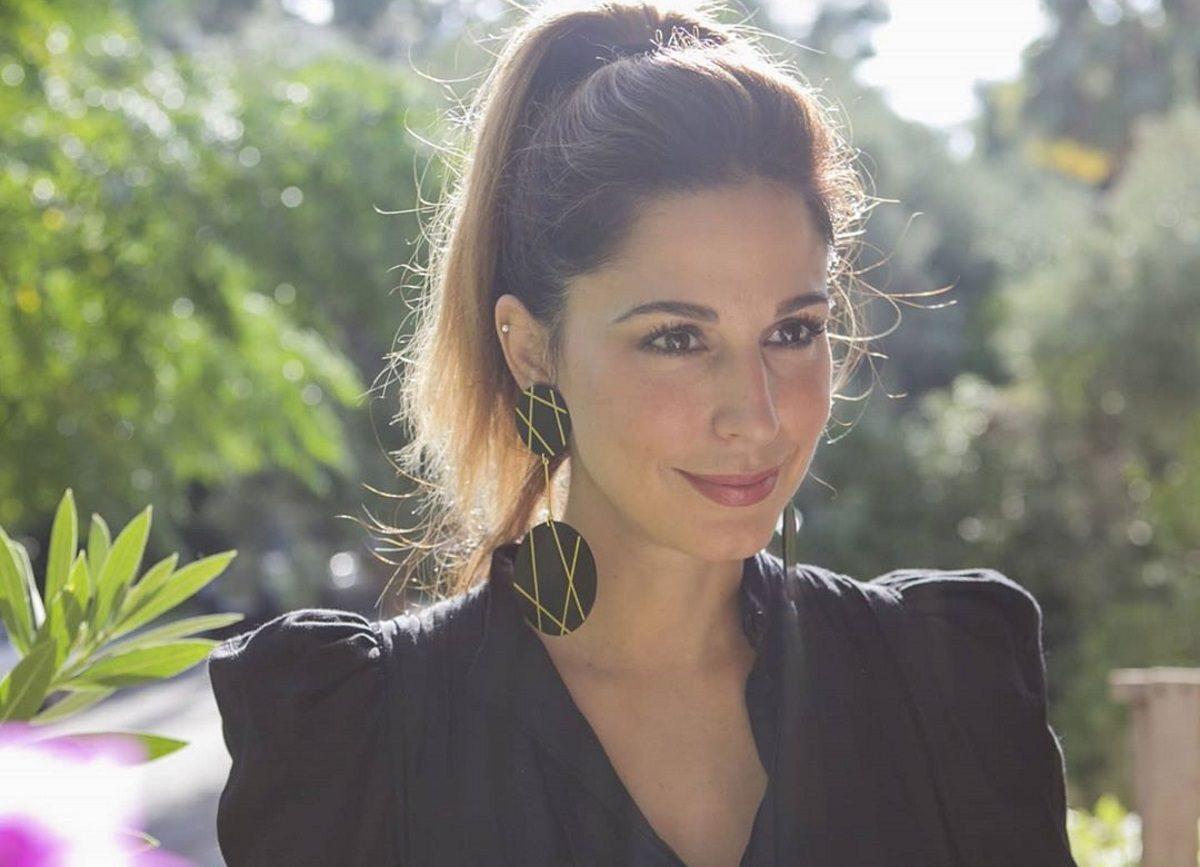 Κατερίνα Παπουτσάκη: Έφερε το καλοκαίρι στο… μπαλκόνι της! [pics] | tlife.gr