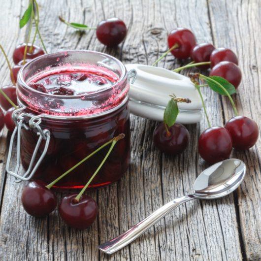 Συνταγή για μαρμελάδα κεράσι   tlife.gr
