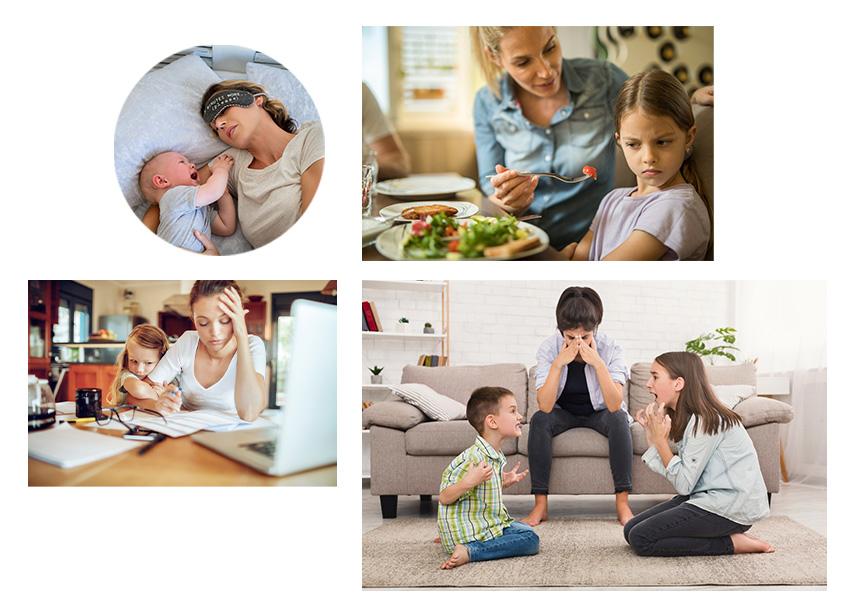 Οι πιο συχνές δυσκολίες μίας μαμάς (και πώς μπορείς να τις διαχειριστείς) | tlife.gr