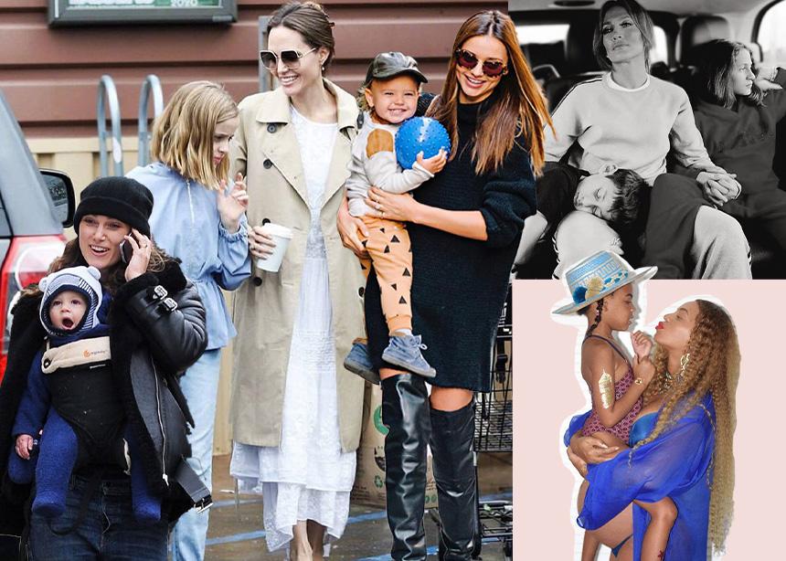 Τοκετός: Διάσημες μαμάδες μοιράζονται τη δική τους εμπειρία