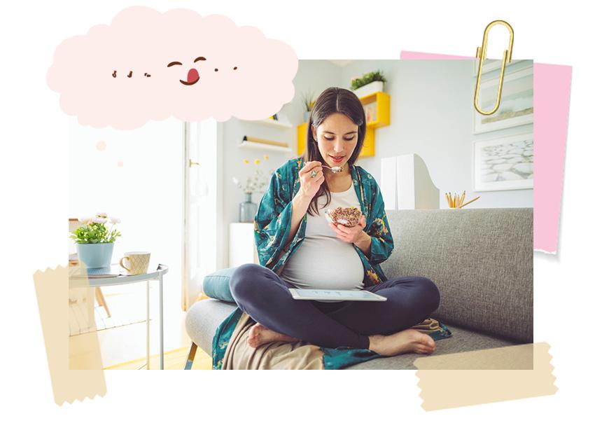 Εγκυμοσύνη: Τι λαχταρούν να φάνε περισσότερο οι μέλλουσες μαμάδες; | tlife.gr