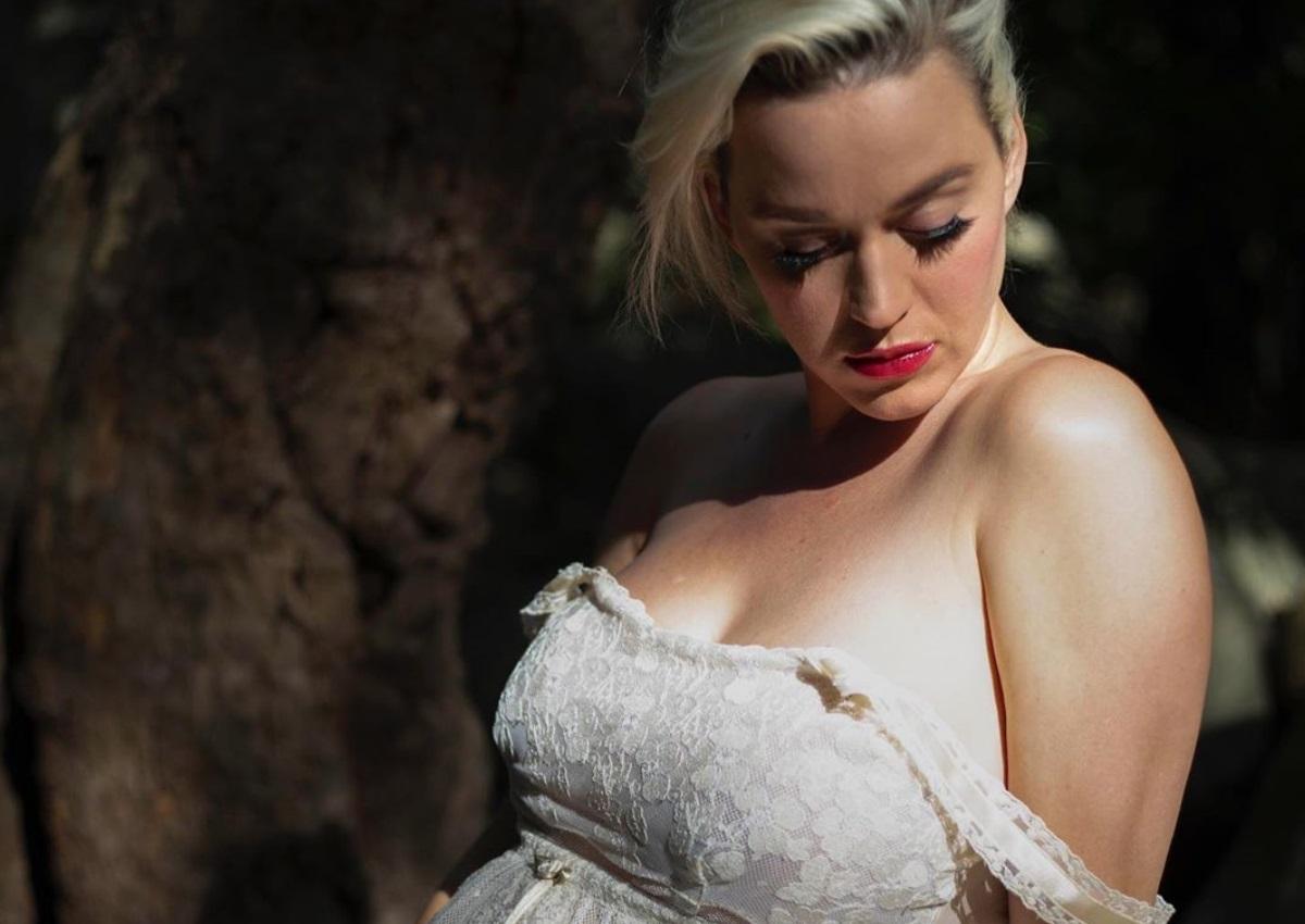Katy Perry: Σε προχωρημένη εγκυμοσύνη το video clip για το νέο της τραγούδι!