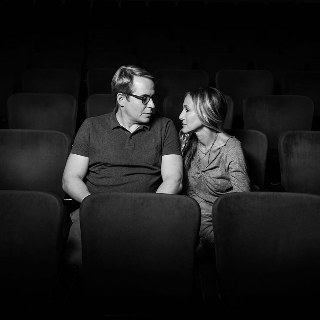 Sarah Jessica Parker: Γιορτάζει 23 χρόνια γάμου με τονMatthew Broderick, με μια υπέροχη φωτογραφία | tlife.gr