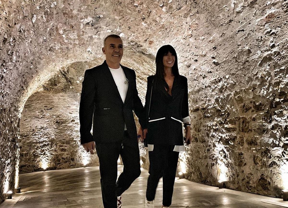 Ελένη Γκόφα: Η τρυφερή φωτογραφία που δημοσίευσε μαζί με τον Στέλιο Ρόκκο!