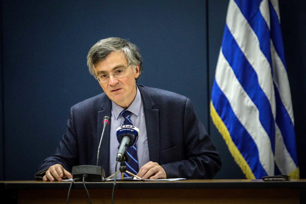 Eνημέρωση Τσιόδρα: 5 τα νέα κρούσματα κορονοϊού σήμερα στη χώρα μας | tlife.gr