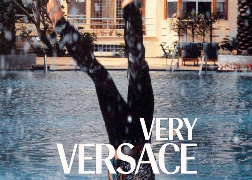 To νέο challenge του οίκου Versace στο instagram!