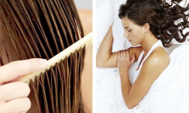 Γιατί πρέπει να μην κοιμάσαι με βρεγμένα μαλλιά! | tlife.gr