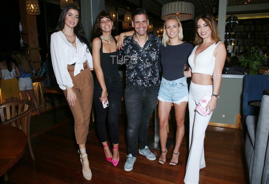 Ξεκίνησαν τα πρώτα party με celebrities μετά την καραντίνα! Φωτογραφίες