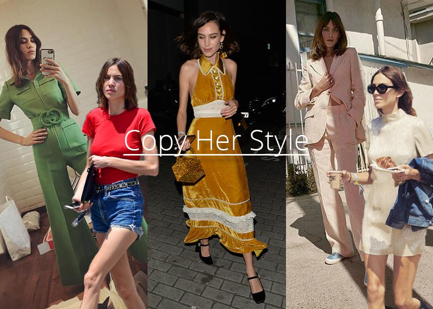 Αlexa Chung: Το κορίτσι που λατρεύουμε για το μοναδικό της style!