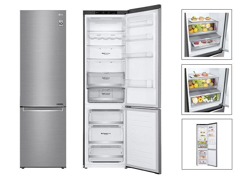 Διαγωνισμός: Κέρδισε 1 LG Ψυγείο Linear με NatureFRESH™ για τρόφιμα που διατηρούνται φρέσκα για περισσότερο!