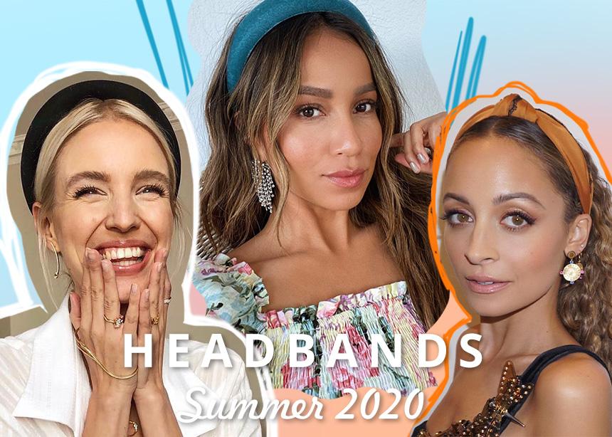 Όλοι οι τρόποι να φορέσεις headband φέτος το καλοκαίρι (γιατί είναι… sooo hot!)