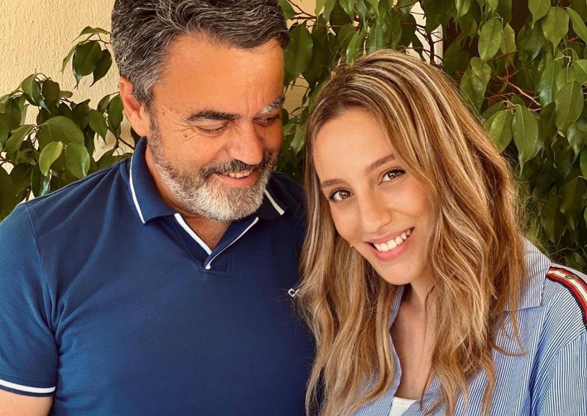Άννα Κορακάκη: Η συγκινητική ανάρτηση για τα γενέθλια του μπαμπά και προπονητή της!