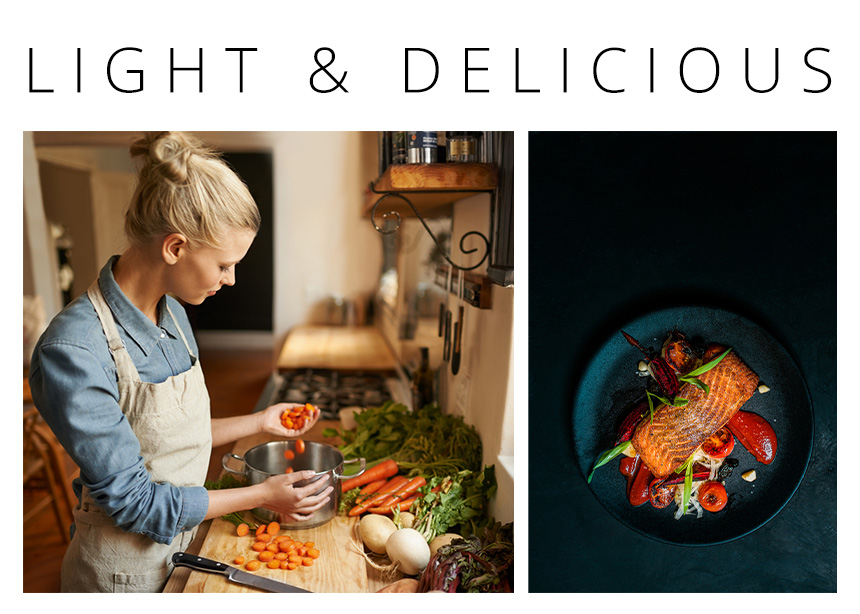 5 light (και νόστιμες) συνταγές με θαλασσινά, που μπορείς να απολαύσεις χωρίς τύψεις!