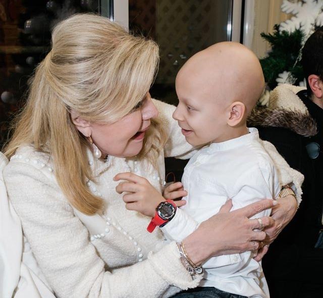 Μαριάννα Βαρδινογιάννη: Ραγίζει καρδιές το αντίο της στον μικρό Χρήστο, που έφυγε από τη ζωή!