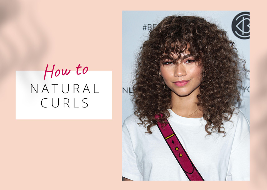 Ο απόλυτος οδηγός για φυσικά σγουρά μαλλιά από το πώς να τα λούσεις μέχρι πώς να τα χτενίσεις! | tlife.gr