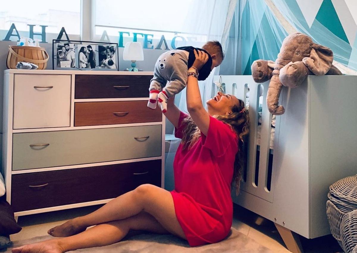 Κλέλια Πανταζή: Ξεκίνησε τις ετοιμασίες για τη βάφτιση του γιου της! [video]