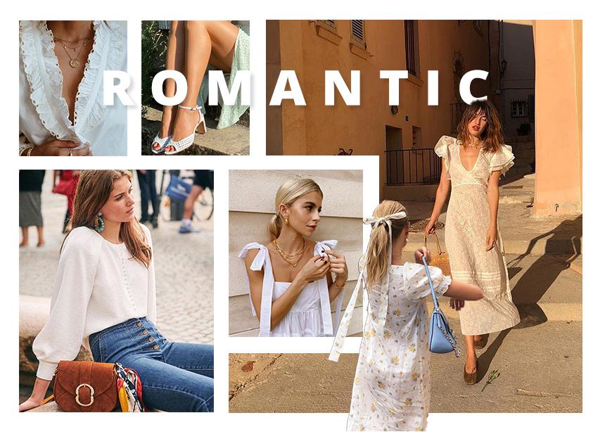 Ρομαντικό style!Τι πρέπει να προσέξεις ώστε να το φορέσεις στιλάτα | tlife.gr
