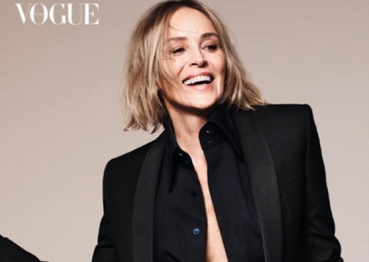 Κραυγή αγωνίας από την Sharon Stone: «Δεν πρέπει να οδηγηθούμε σε εμφύλιο πόλεμο»
