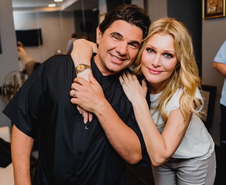 Οι celebrities διασκέδασαν στην πρεμιέρα της Πάολα και του Νίκου Κουρκούλη! Φωτογραφίες | tlife.gr