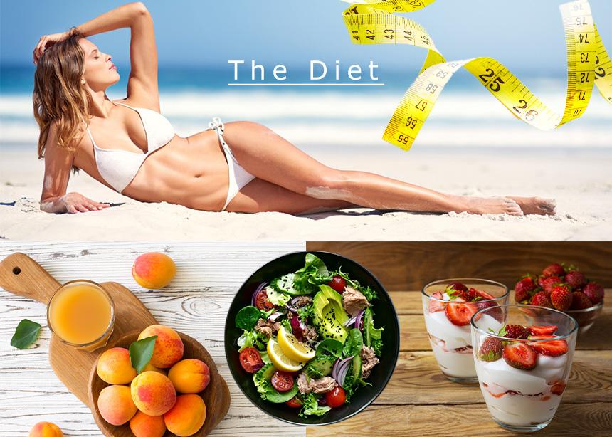 Δίαιτα: Το διατροφικό πλάνο με φρούτα και λαχανικά εποχής που θα σε αδυνατίσει!