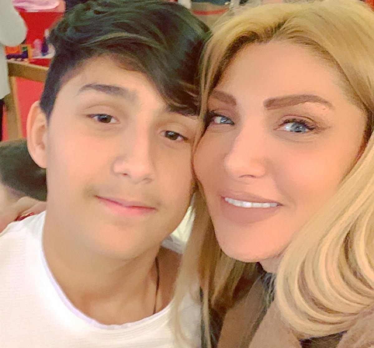 Αγγελική Ηλιάδη: Το τρυφερό της μήνυμα για τα γενέθλια του γιου της! Φωτογραφία