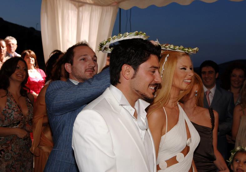 Άντζυ Ανδριτσοπούλου: Η παρουσίαση του γάμου της στην εκπομπή της Τατιάνας Στεφανίδου, 15 χρόνια πριν! Βίντεο | tlife.gr
