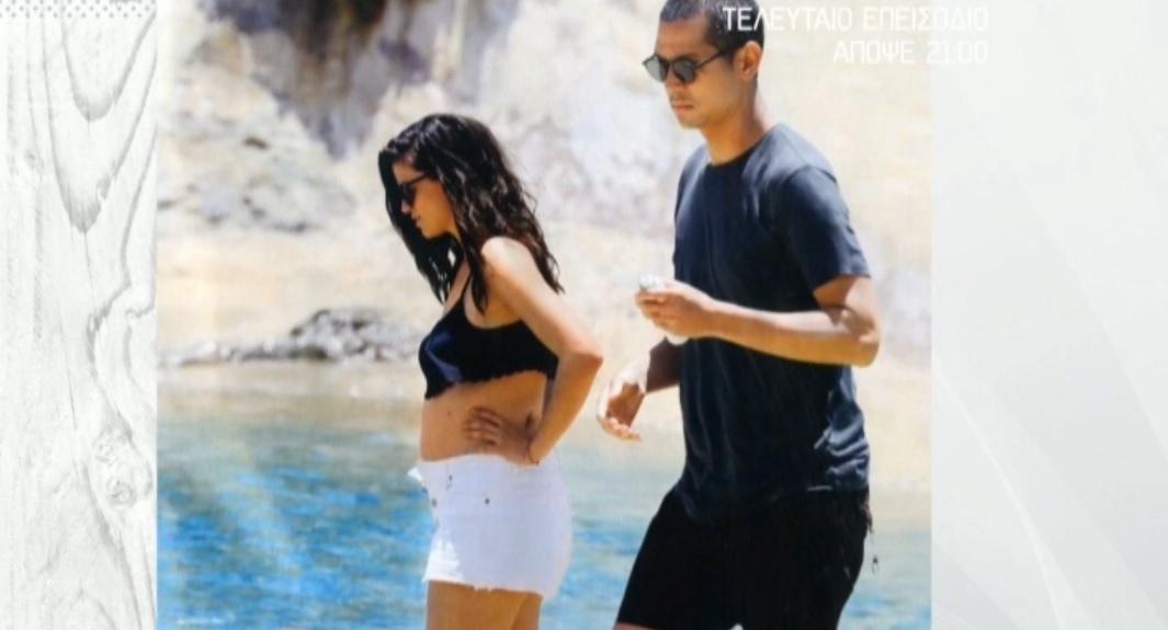 Σωτήρης Κοντιζάς: Στην παραλία με την εγκυμονούσα σύζυγό του! Η κοιλίτσα της έχει φουσκώσει αρκετά [video]   tlife.gr