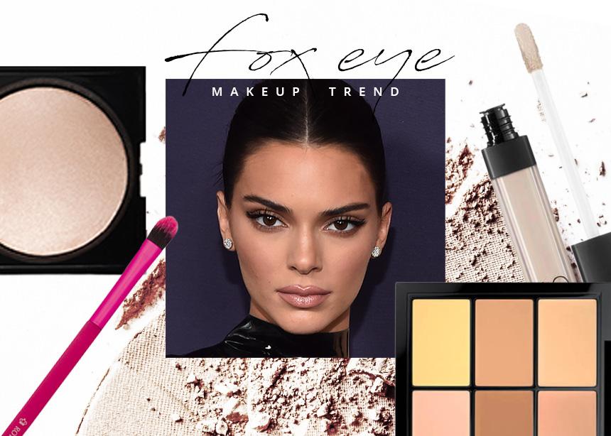 Fox eye: το trick του Tik Tok που θα σου δώσει την πονηρή ματιά της Kendall!   tlife.gr