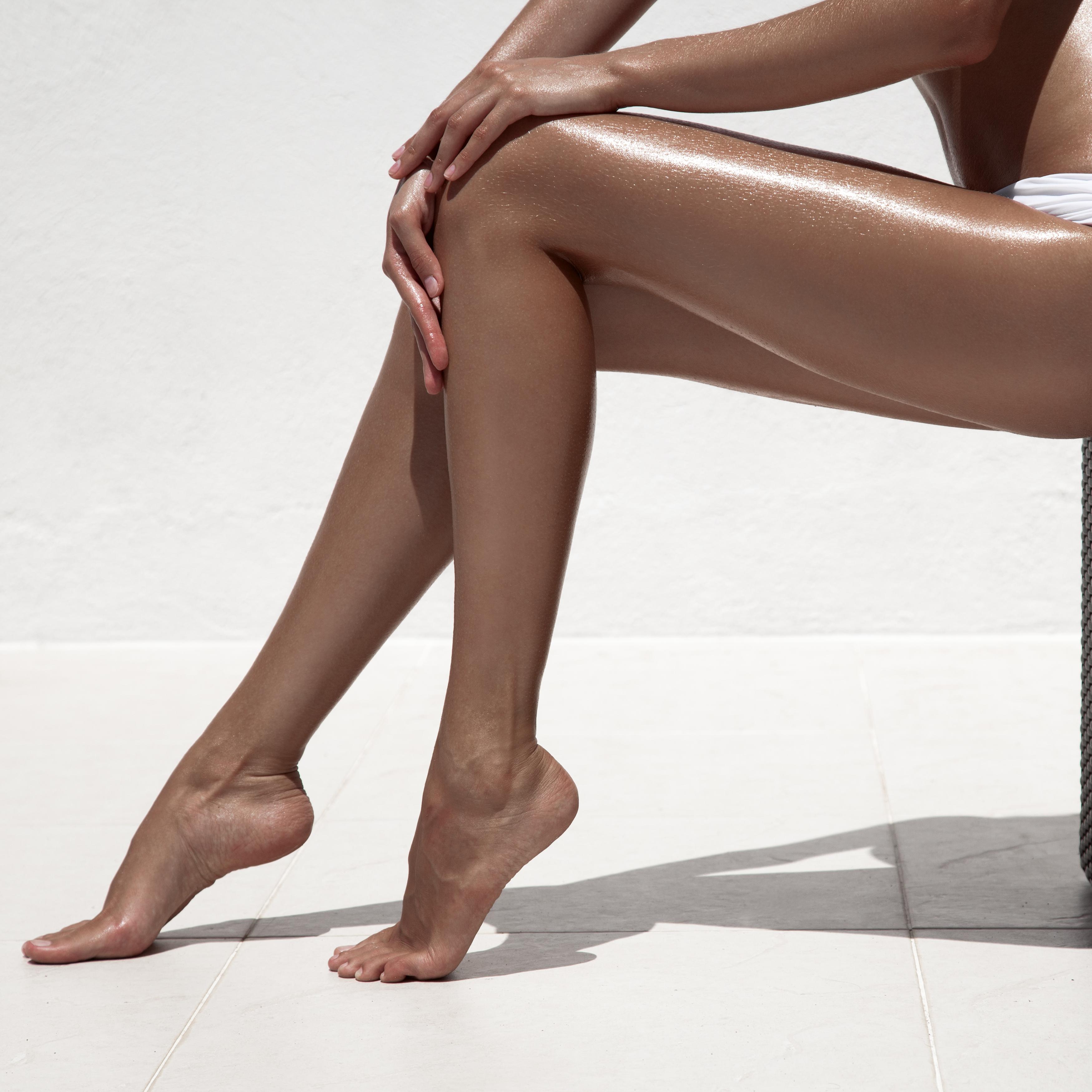 Αυτά τα δύο προϊόντα θα σου δώσουν super sexy λάμψη στα πόδια!