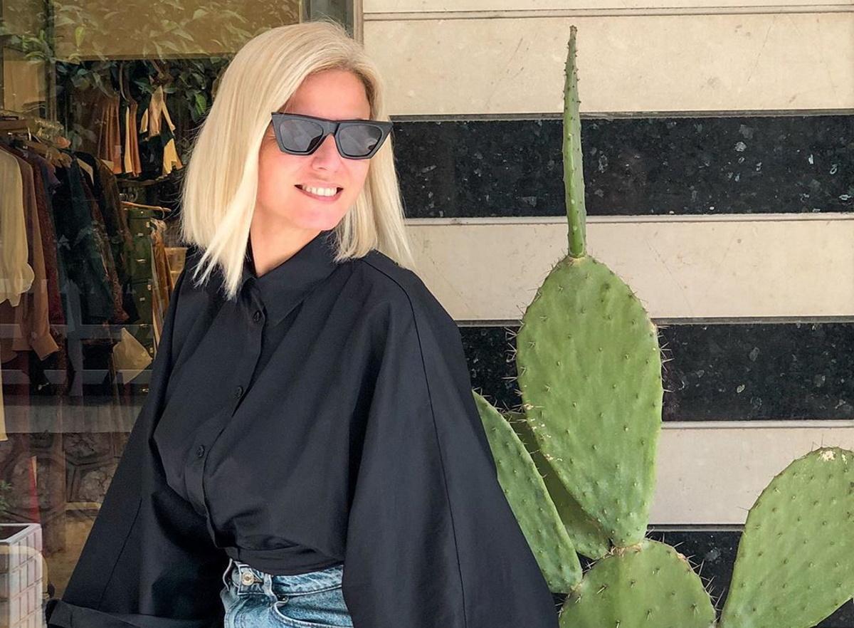 Χριστίνα Κοντοβά: Η εντυπωσιακή αλλαγή στο hair look της μετά από καιρό [pic]