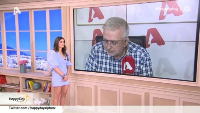 Συγκλόνισε ο Δήμος Βερύκιος με τα λόγια του για τη μάχη που δίνει ο Δημήτρης Κοντομηνάς | tlife.gr