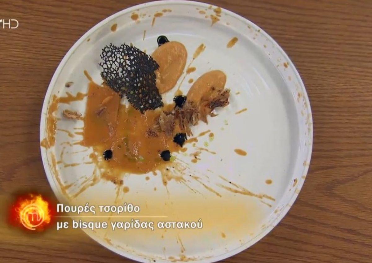 MasterChef: Χαμός στο twitter με το «αφηρημένο» πιάτο της Μαριάννας! | tlife.gr