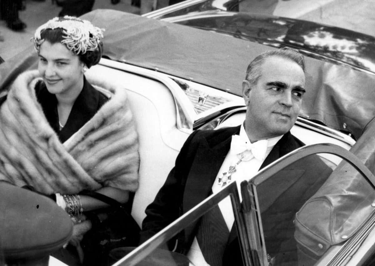 Πέθανε η Αμαλία Μεγαπάνου η μόνη γυναίκα που αγάπησε βαθιά ο Κωνσταντίνος Καραμανλής | tlife.gr