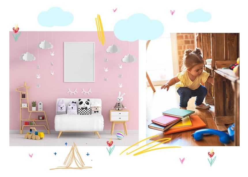 Το πρώτο δωμάτιο του παιδιού: Πώς θα ετοιμάσεις το καλύτερο για το μικρό σου;