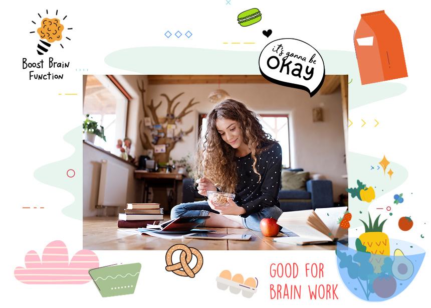Πανελλήνιες: Διατροφικές συμβουλές που θα βοηθήσουν το παιδί σου!