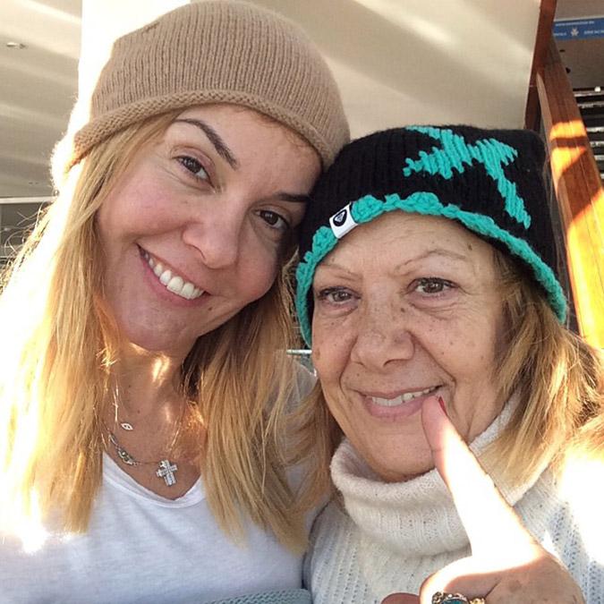 Χριστίνα Παππά: Στο νοσοκομείο η μητέρα της – Η φωτογραφία και το δημόσιο μήνυμα