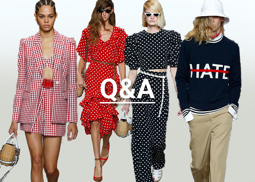 Στείλε την στιλιστική σου ερώτηση!Η fashion editor απαντάει σε όλα