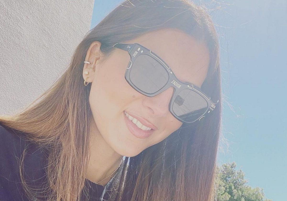 Σταματίνα Τσιμτσιλή: Αναπολεί το ταξίδι της στην Βαρκελώνη και στέλνει το δικό της μήνυμα [pic] | tlife.gr