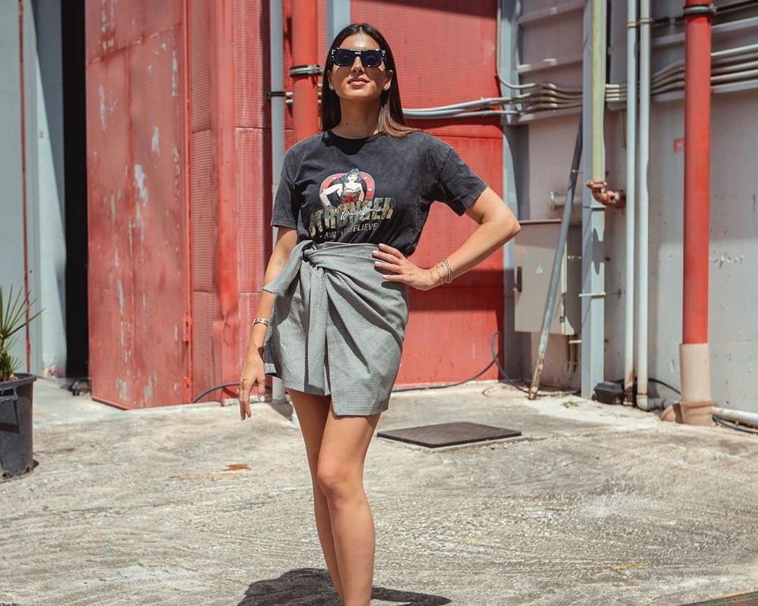 Σταματίνα Τσιμτσιλή: Ποζάρει με μαγιό και μας δείχνει τις άψογες αναλογίες της! [vid] | tlife.gr